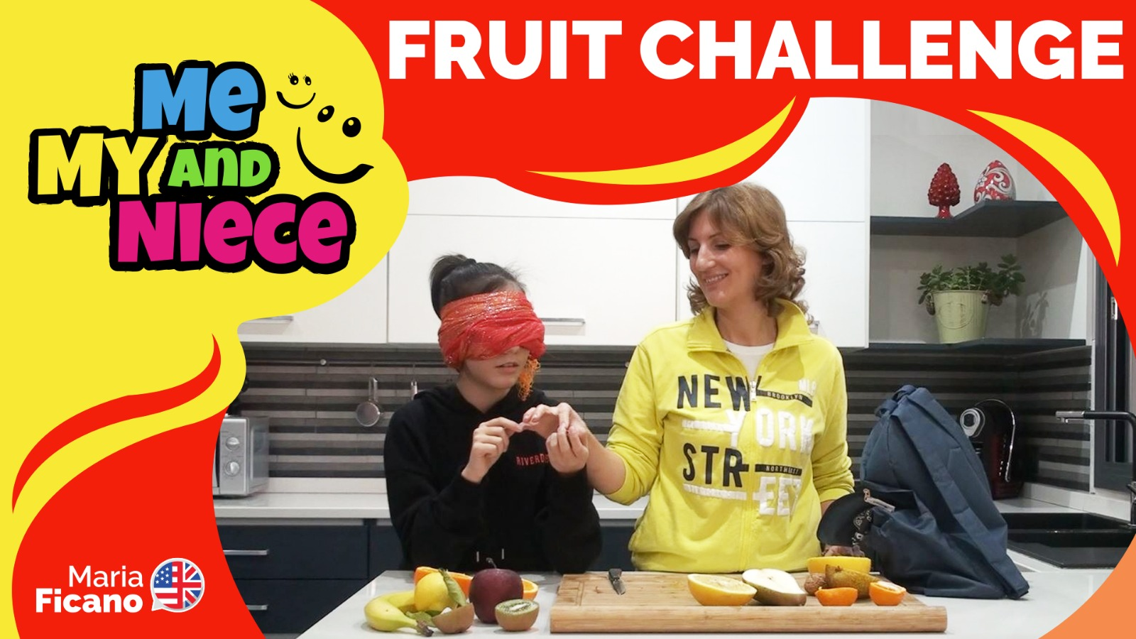 Fruit Challenge inglese