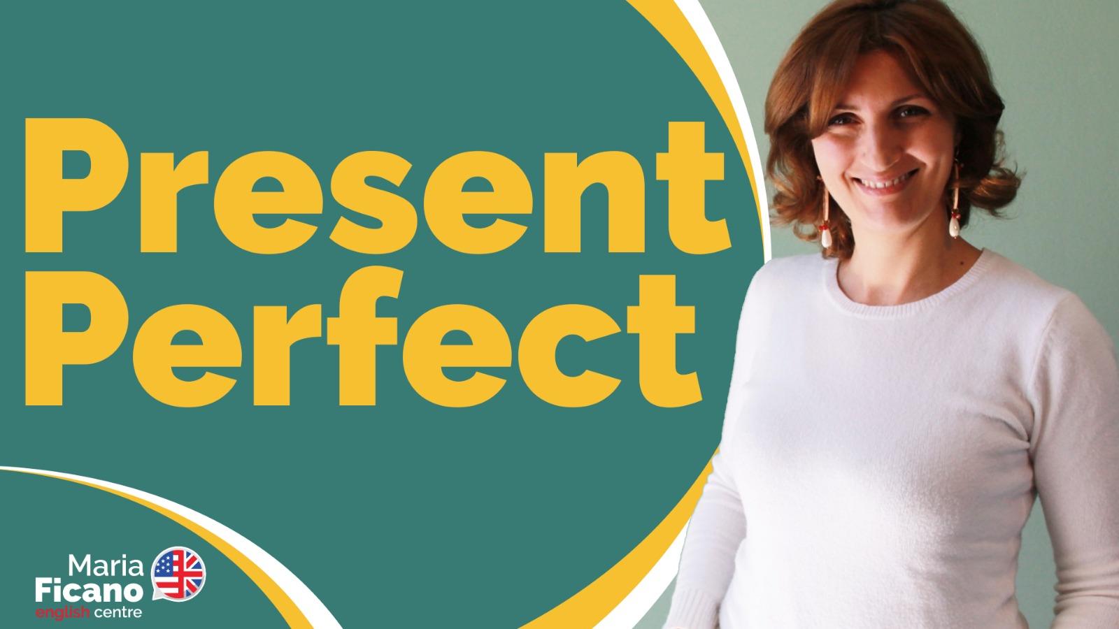 inglese, present perfect, passato, grammatica