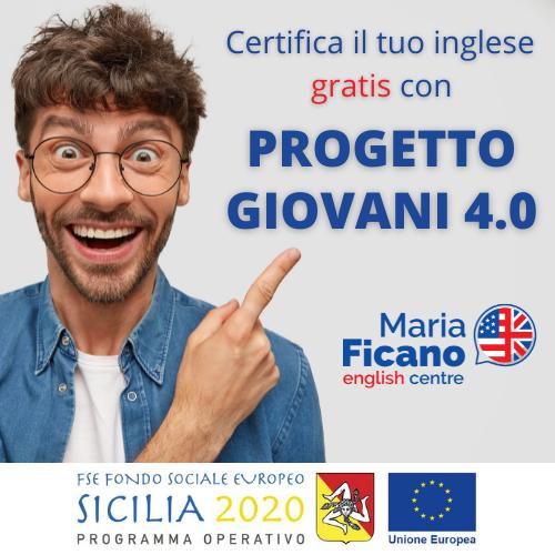 Corsi e certificazioni inglese progetto 4.0