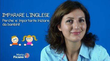 maria ficano inglese madrelingua