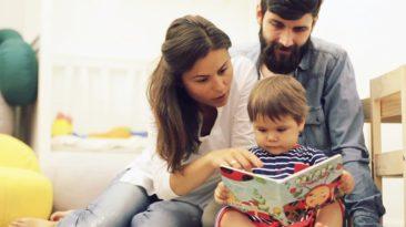 genitori figli inglese bambini ragazzi